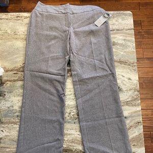 Apt 9 Curvy Trouser Mid Rise- Size 8